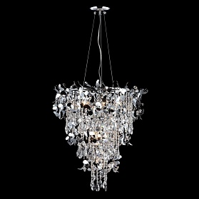 Люстра Crystal Lux ROMEO SP10 CHROME D600 - фото и цены