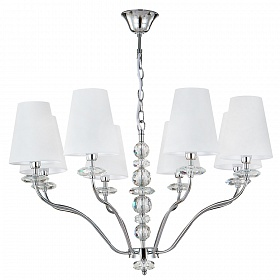 Люстра Crystal Lux ARMANDO SP8 CHROME - фото и цены