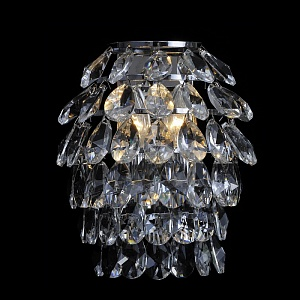 Бра Crystal Lux CHARME AP2+2 LED CHROME/TRANSPARENT - фото и цены